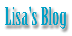 Follow Lisa's Blog